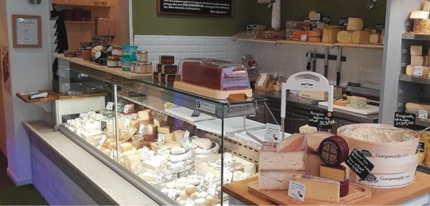 Fromagerie conquérant