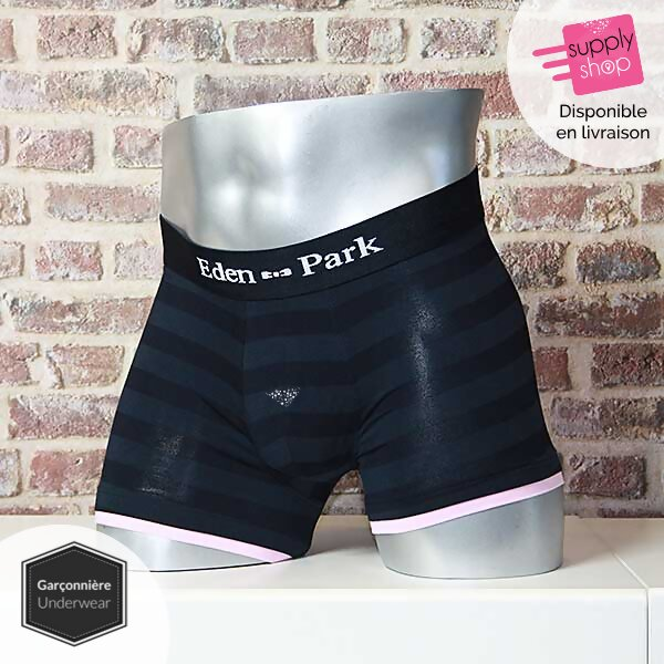Boxe Eden Park La Garçonnière underwear