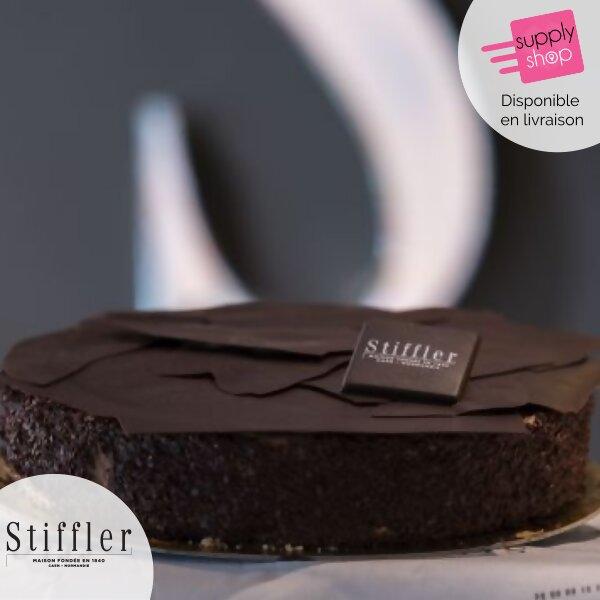 Entremet Le Progrès Chocolat Traiteur Stiffler