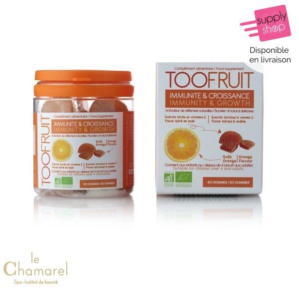 Complément alimentaire TooFruit Le Chamarel Spa