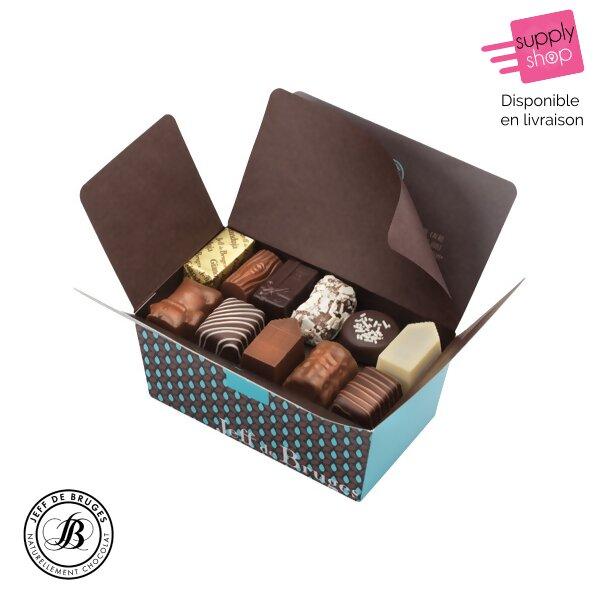 Ballotin de chocolats Jeff de Bruges