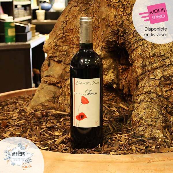 Vin rouge cave à vin de Caen