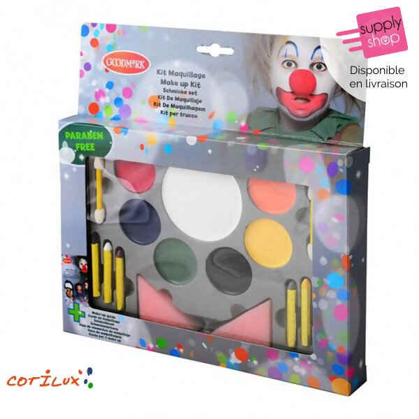 kit maquillage cotilux