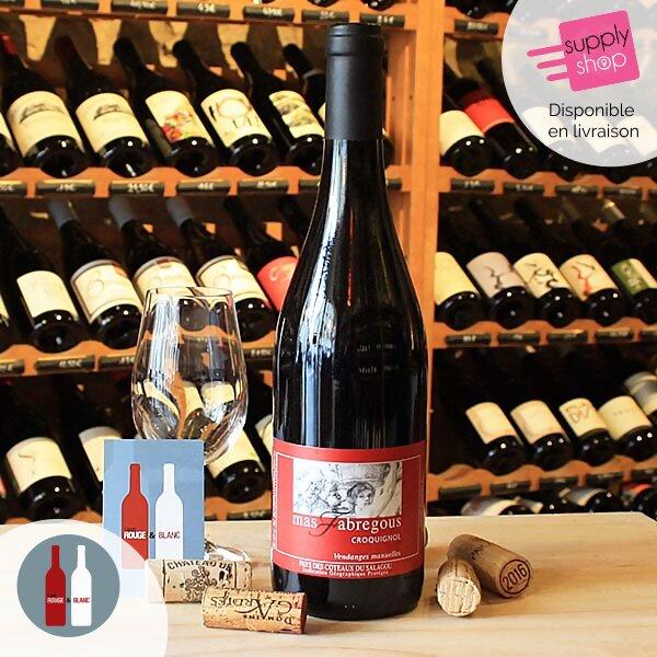 vin rouge mas fabregous croquignol cave rouge & blanc