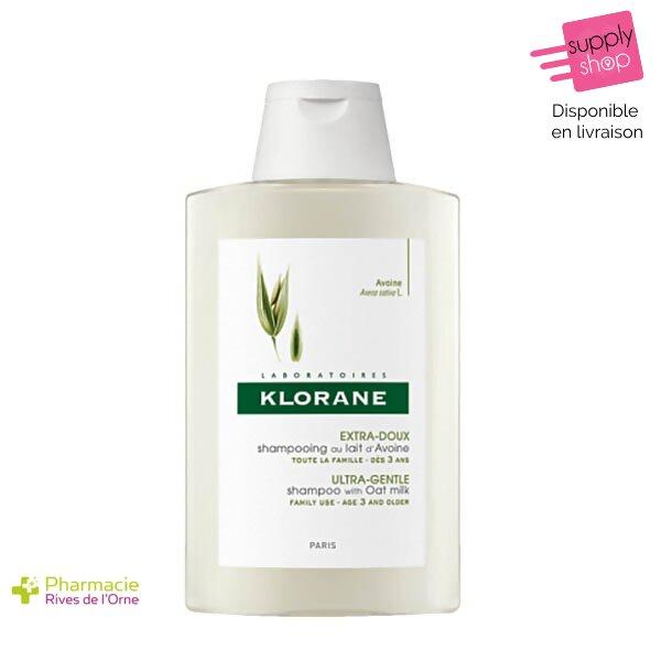 klorane shampoing avoine pharmacie de l'orne