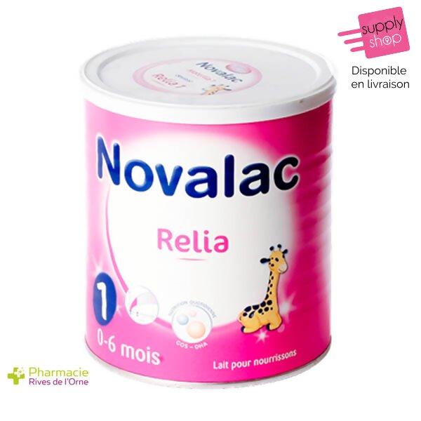 lait 1 novalac relia pharmacie de l'orne