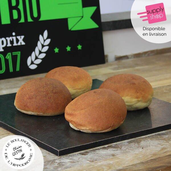 pain burger boulangerie de l'hippodrome