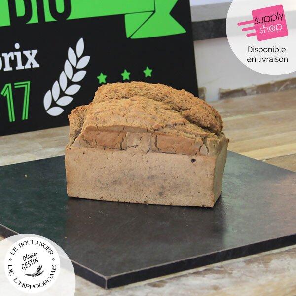 pain sans blé boulangerie de l'hippodrome