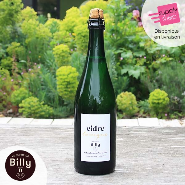 cidre tonique la ferme de billy
