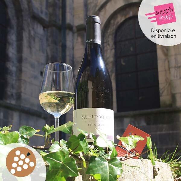 vin blanc saint véran 1 caviste terres de raisin