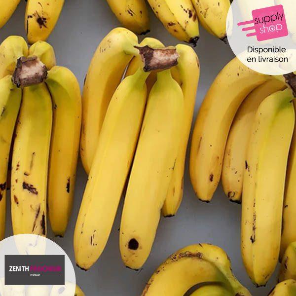 bananes zénith fraicheur