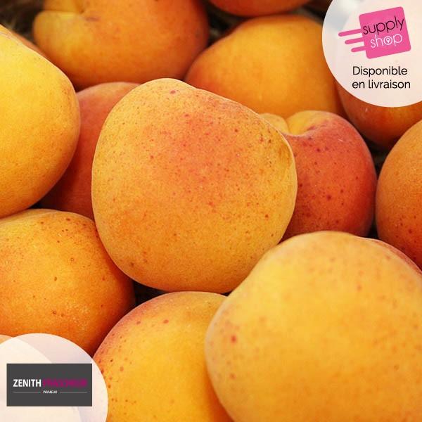 abricots zénith fraicheur fruits caen