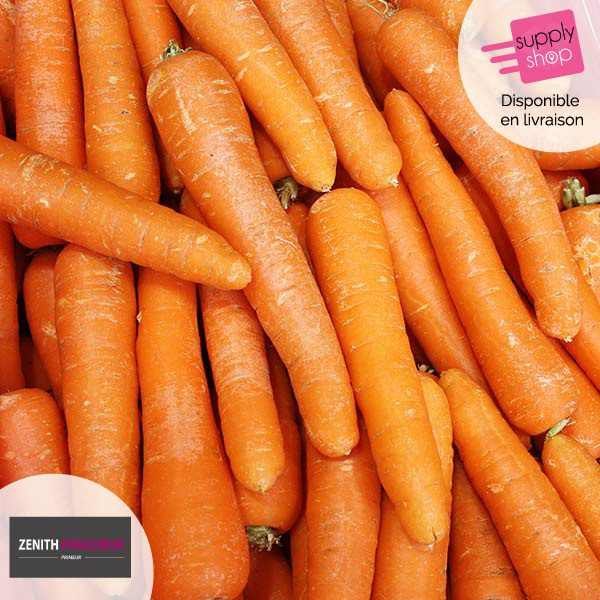 carottes zenith fraicheur legumes caen