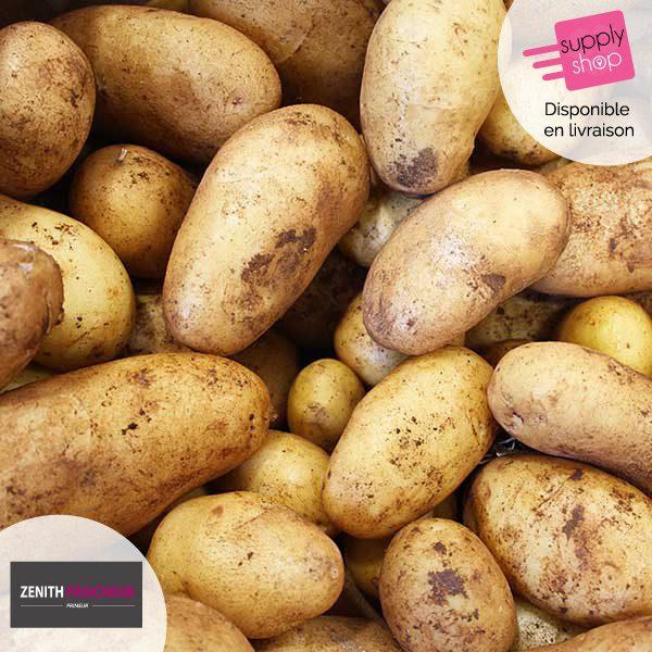 pommes de terre zenith fraicheur