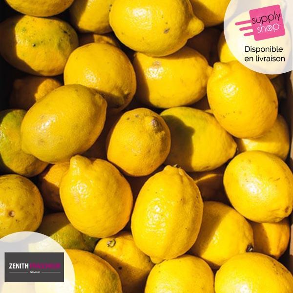 citrons zenith fraicheur
