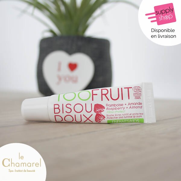 bisou doux amande framboise too fruit le chamarel spa 2