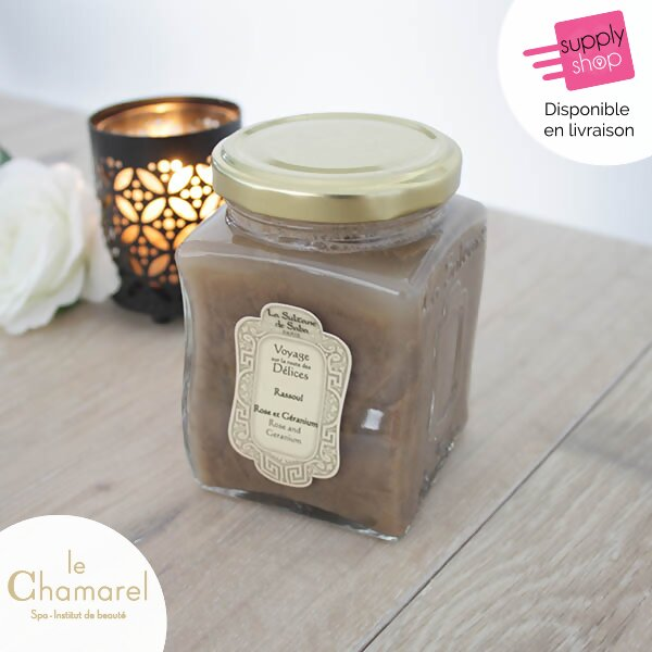 Savon Rassoul La Sultane De Saba Le Chamarel Spa Supplyshop