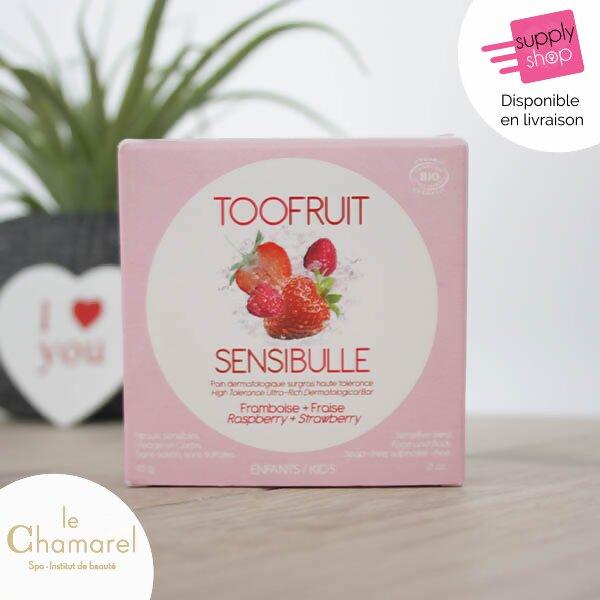 savon sensibulle fraise framboise too fruit le chamarel spa 2