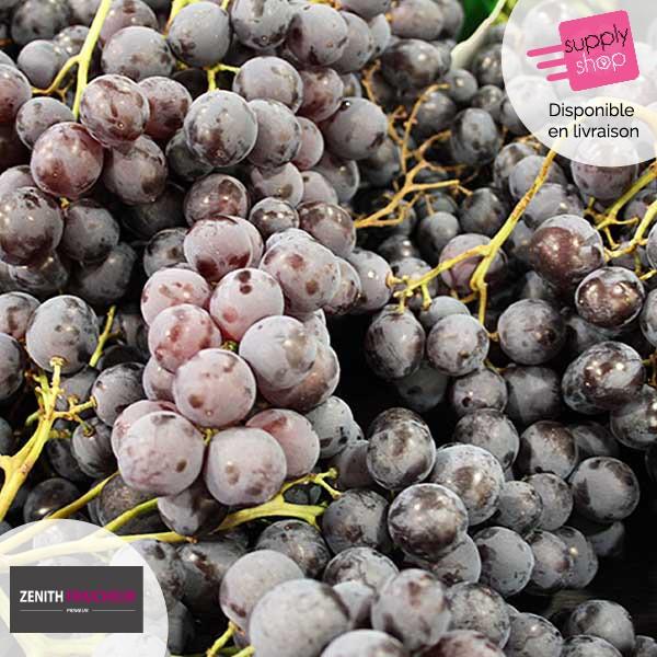 raisin noir zenith fraicheur
