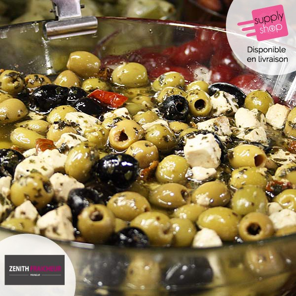 cocktail olives feta