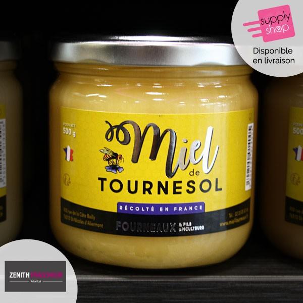 miel-tournesol