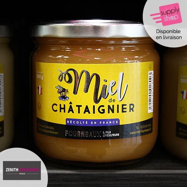 miel chataignier Fourneaux & Fils