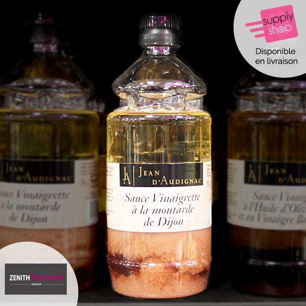 Sauce vinaigrette Jean d'Audignac Zénith Fraîcheur