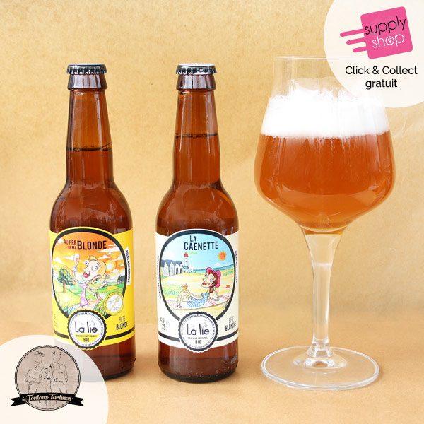 Bière artisanale La Lie Les Tontons Tartines