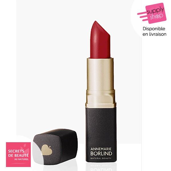 Rouge à lèvres Anne Marie Borlind Secrets de Beauté au naturel