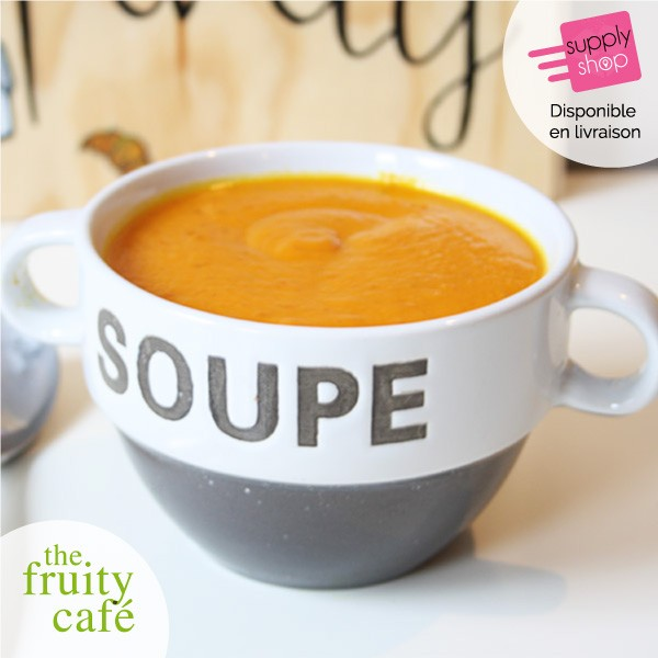 soupe the fruity café