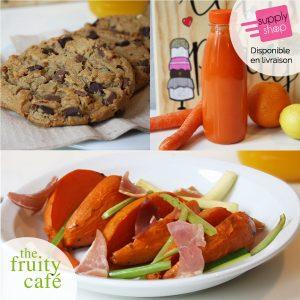 menu the fruity café