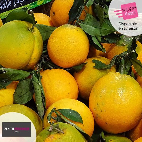 Oranges bio Zénith-fraîcheur