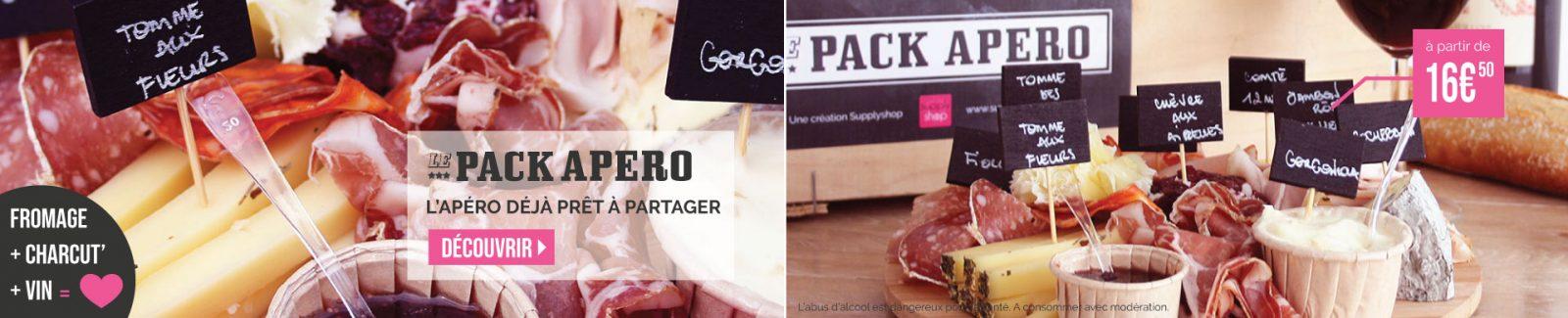 Pack Apéro Caen
