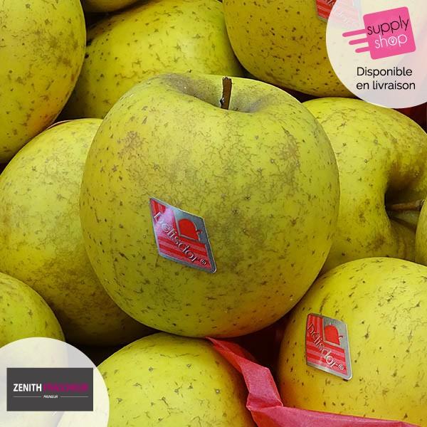 Pommes Goldrush Zénith Fraîcheur