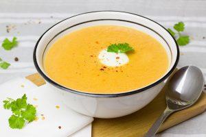 soupe recette d'hiver