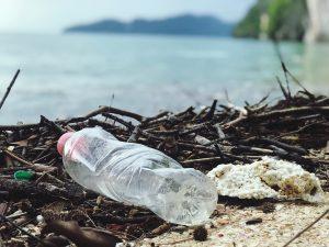 bouteille en plastique