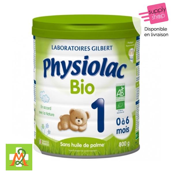 physiolac-bio-gilbert-1er-age