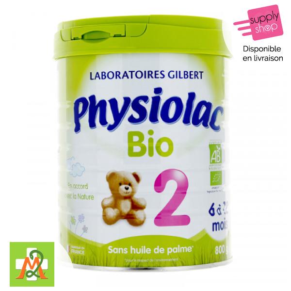 physiolac-bio-gilbert-2eme-age