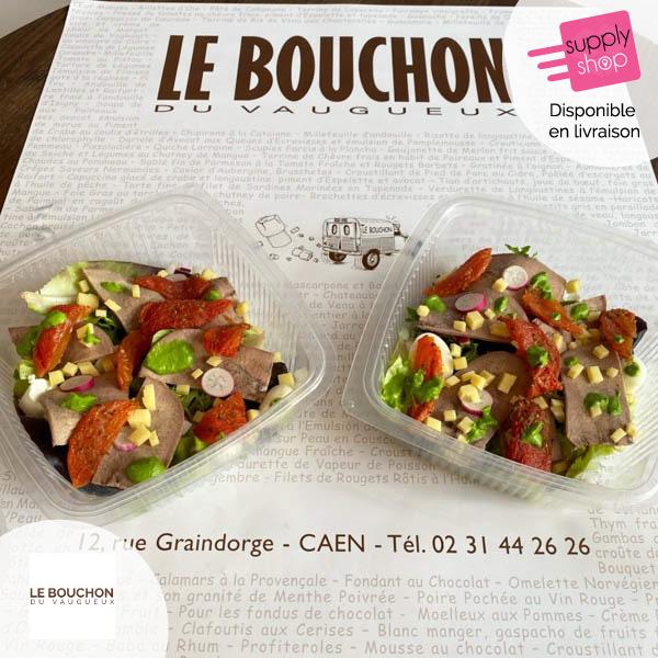 Menu Entrée + Plat + Dessert Le Bouchon du Vaugueux