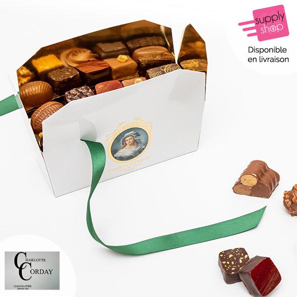 Ballotins de chocolat Charlotte Corday