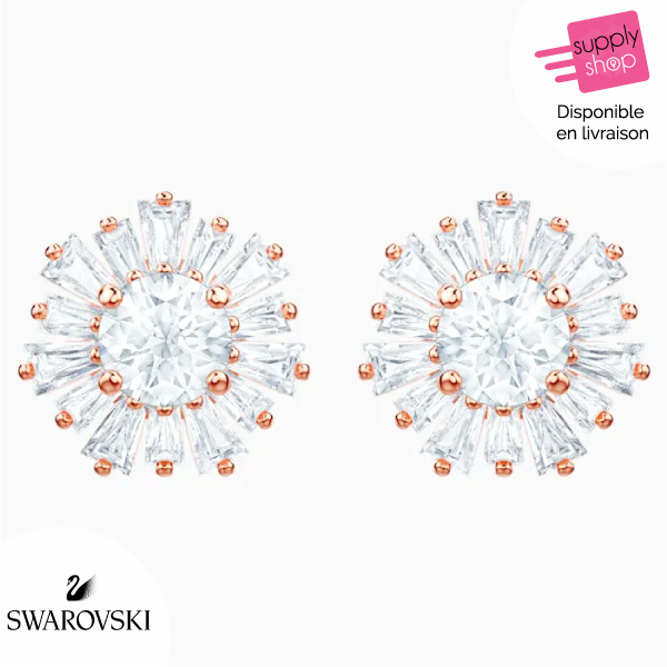 Boucles d'oreilles Sunshine Swarovski