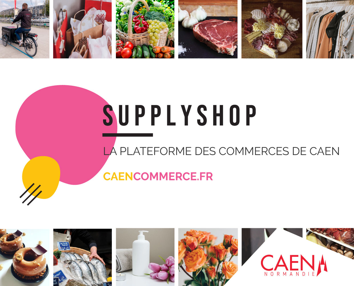 SUPPLYSHOP CAEN COMMERCE