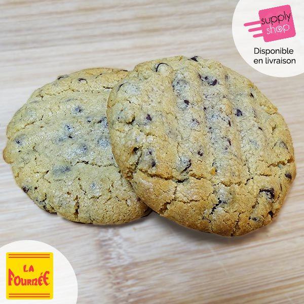 Cookie chocolat noir La fournée