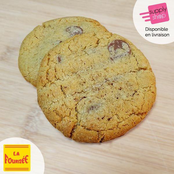 Cookie chocolat lait La fournée