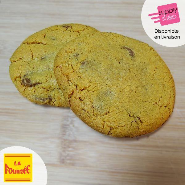 Cookie caramel chocolat La fournée