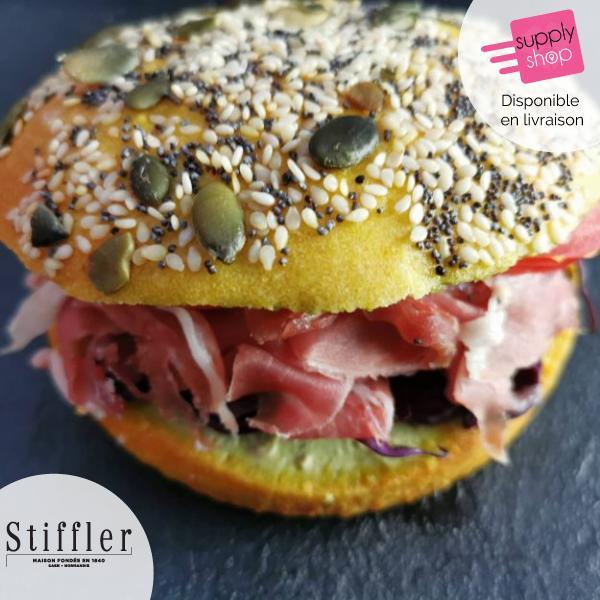 Sandwich jambon de montagne Stiffler