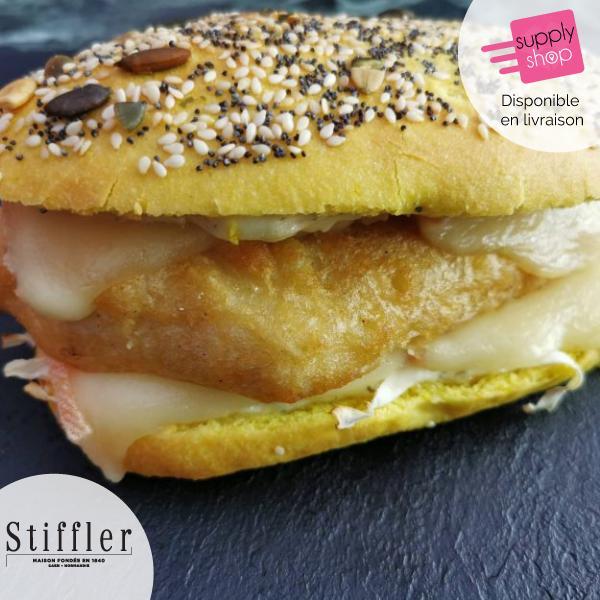 Burger fish Stiffler