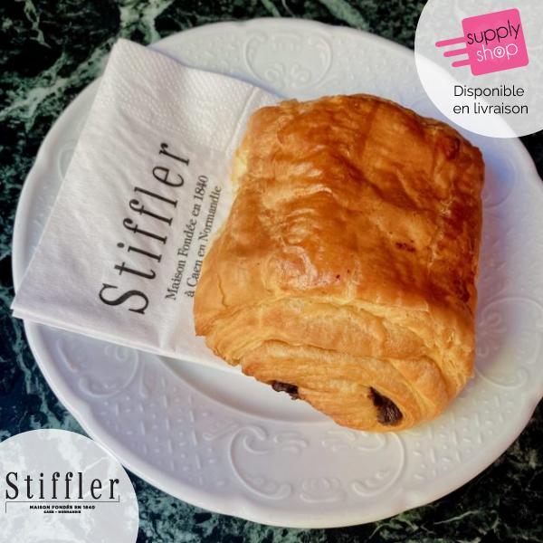 Pain au chocolat au beurre Stiffler